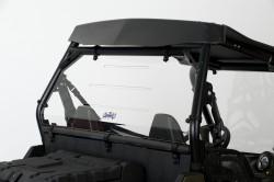 Polaris RZR - Back Shield