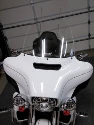 Custom 2014 FLHT Shield