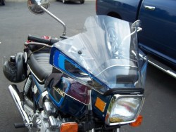 motorcycle windscreens